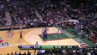 Ersan İlyasova Milwaukee Bucks buzzerbeater 3 points