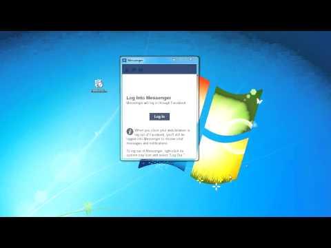 Download Facebook Messenger for Windows   Facebook Desktop Chat Client
