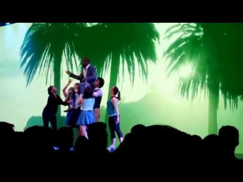 "Psych: The Musical | ""Santa Barbara Sky"" - The Psych Cast"