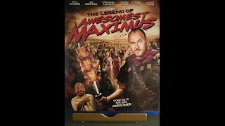 Movie Review 10 - Awesomest Maximus - Video Blog