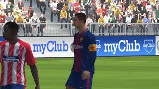 great footbal match 3:1