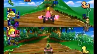 Mario Kart Double Dash Multiplayer GP 2