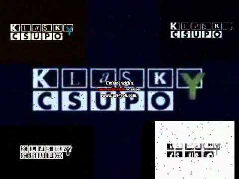 Klasky Csupo Face Klasky Csupo Robot Logo