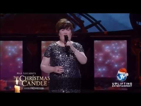 Inside Edition: Susan Boyle's 5th CD 'Home for Christmas' & 'The Christmas Candle' Movie