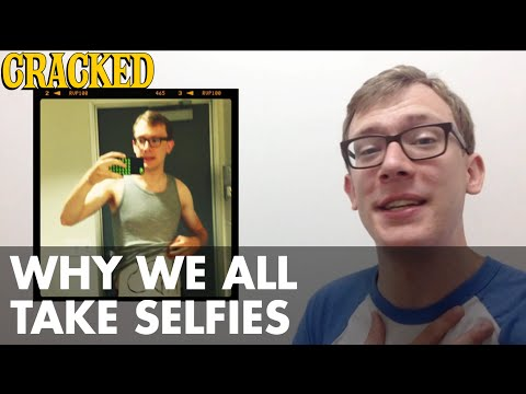 Why We All Take Selfies (And Why That's Great) - Cracked and Friends - YouTube Exclusive