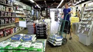 EVB, Big Believers in the Ashland Feed Store