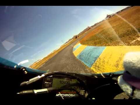 2 Quick Laps Of Grange Kart Track