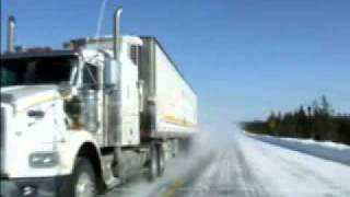 Courage to the Bone The Ice Road Truckers