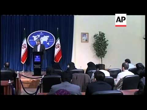Iranian FM spokesman on Bahrain, Libya