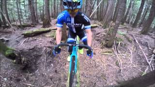 """Cross-training"" With Yoann Barelli"