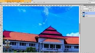 tutorial manipulasi menggunakan photoshop CS6