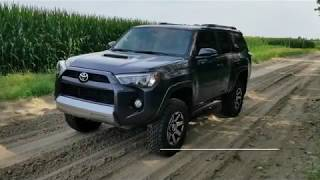 2018 Toyota 4Runner Update - Apex Review's DD