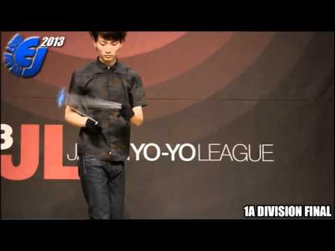 2013 East Japan Yo-Yo Contest A-block-1A 1st-Tastuya Fujisaka