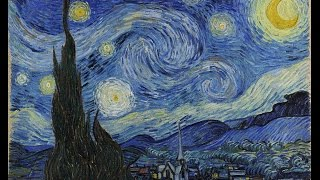 Vincent van Gogh - The Starry Night (1889)