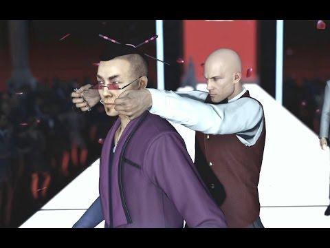HITMAN - Funny/Brutal Kills Montage #1   Paris (Target Only)