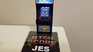 Tiny Arcade: Ms. Pac Man [Dedicated Handheld]