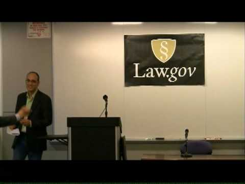 Chicago Law.Gov Workshop, Part 6