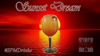 How To Make The Sunset Dream Cocktail!