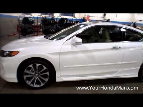 2013 Honda Accord Coupe HFP Body Kit 19