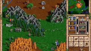 Прохождение heroes of might and magic 2 от 5p74 часть 9