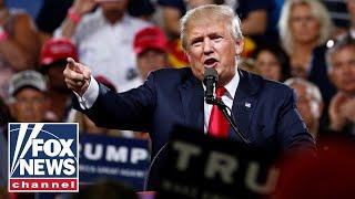 Trump holds a 'MAGA' rally in Pennsylvania