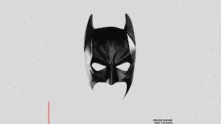 KALEB MITCHELL - Bruce Wayne (feat. Th3 Saga) [Audio]