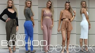 2017 BOOHOO.COM LOOKBOOK! ♡ 9 Outfits- ALL Seasons!