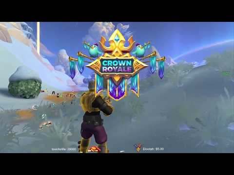 Realm Royale Crazy 26 Kill Game Record?!