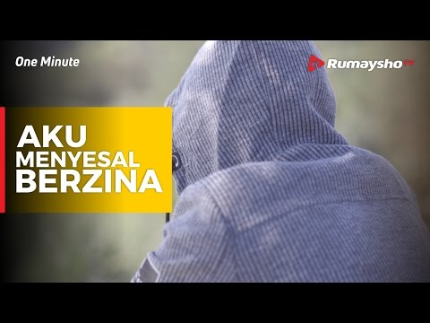One Minute : Aku Menyesal Berzina - Rumaysho TV