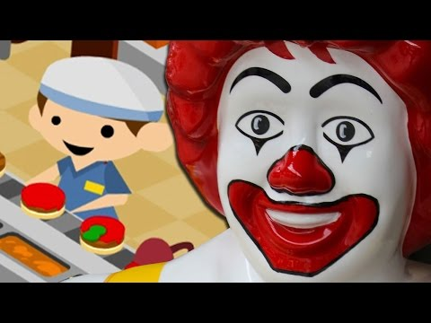 I AM MCDONALD'S NOW - The McDonald's Game