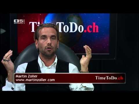 TimeToDo.ch 30.05.2013, Unsere Intuition ist unser verlässlichster Helfer
