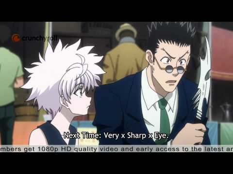 Hunter x Hunter Episode 48 Trailer