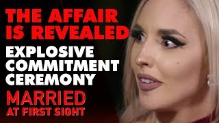 Sam and Ines' affair is finally exposed | MAFS 2019