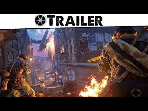 Battlefield 1 Turning Tides • North Sea Trailer • PS4 Xbox One PC