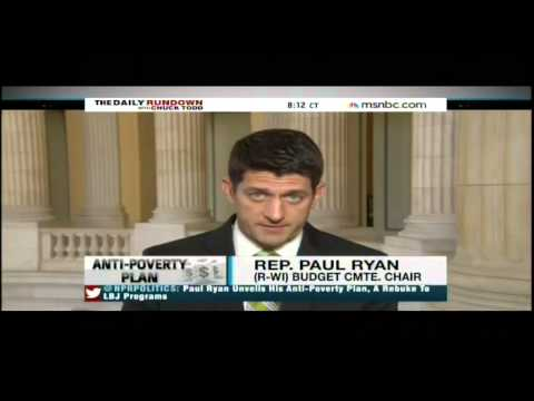 Paul Ryan Calls for 'Customized' Approach to Aid Programs