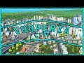 Vooperia City #6 | Elevated Highways and a Surprise! | Cities Skylines
