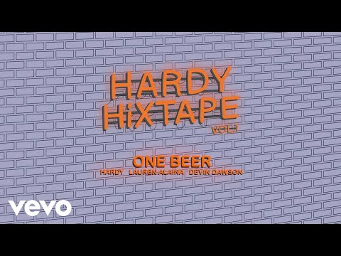 Download  HARDY - One Beer ft. Lauren Alaina, Devin Dawson Audio ft. Lauren Alaina, Devin Dawson Gratis, download lagu terbaru