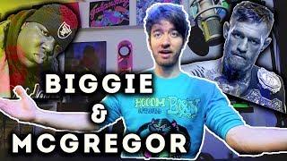Conor McGregor, Biggie Smalls & The Secret  to Long Life – Johnny Massacre Show 59