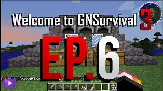 Welcome to GNSurvival 3 EP.6 ชั้นล่าง