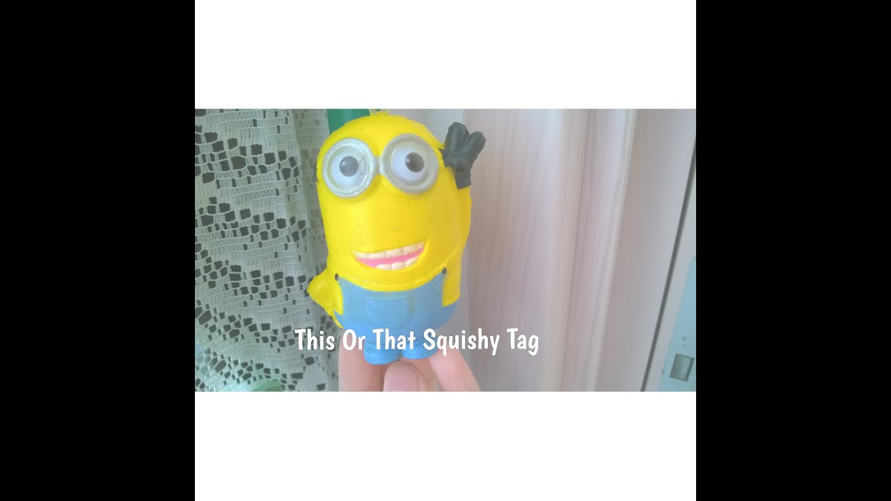 Squishy Tag This Or That : This Or That Squishy Tag!! - YouTube