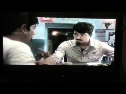 Tata Docomo - Vijay Featured Add video
