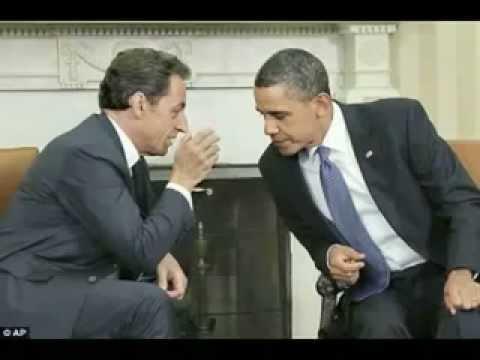 Obama and Sarkozy: Netanyahu is a liar