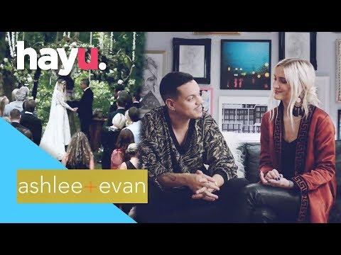 Ashlee & Evan Reminisce On Their Wedding | Ashlee + Evan