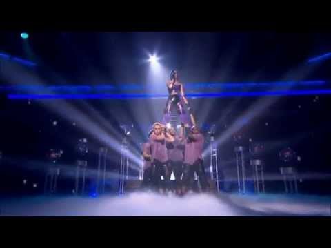 Katy Perry - Part Of Me Live Let's Dance For Sport Relief