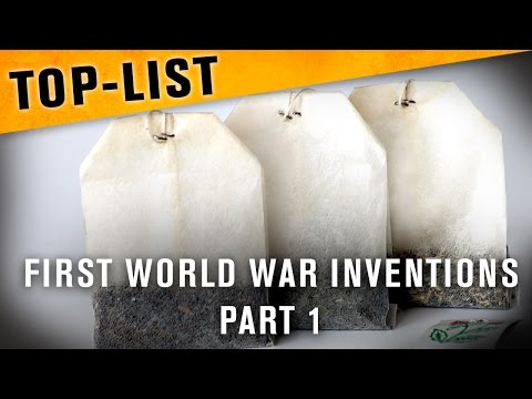 3 WWI inventions you use every day! - Part 1 I British Pathé