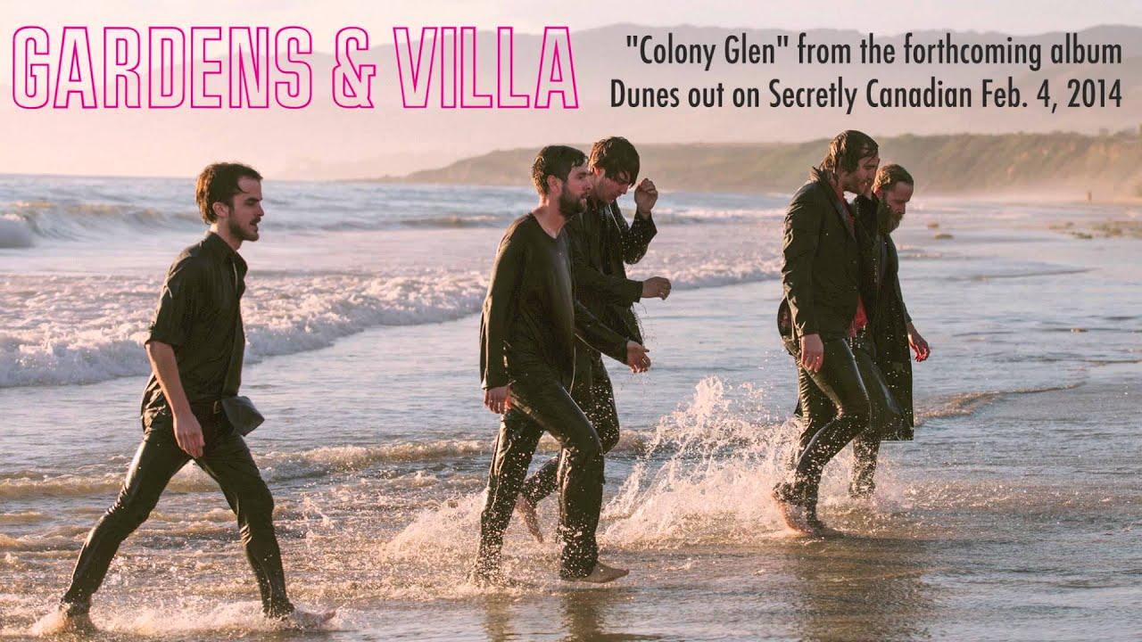 gardens villa colony glen official audio youtube