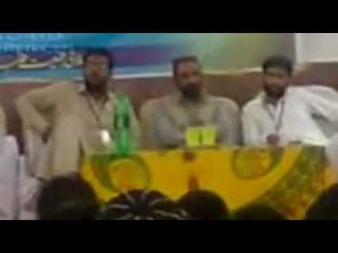 Tarana By Farid Ahmed In Shikarpur 2012 April Islami Jamiat Talaba.mp4 video