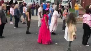 Thriller Dance 2016 Parkersburg, WV