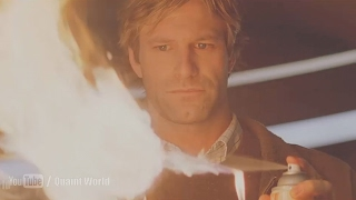 The Earth's Core - Complete Description by Aaron Eckhart - The Core (2003) Scene