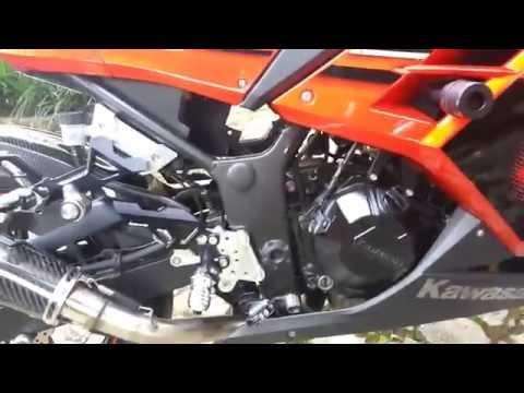 Kawasaki ninja 250 FI Special Edition